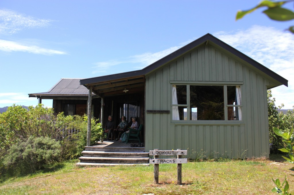 Mangarakau Swamp Reserve Visitor Lodge